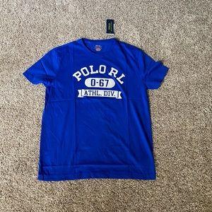 Polo rl Phys Ed Tee